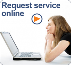 Request Service Online in 92782
